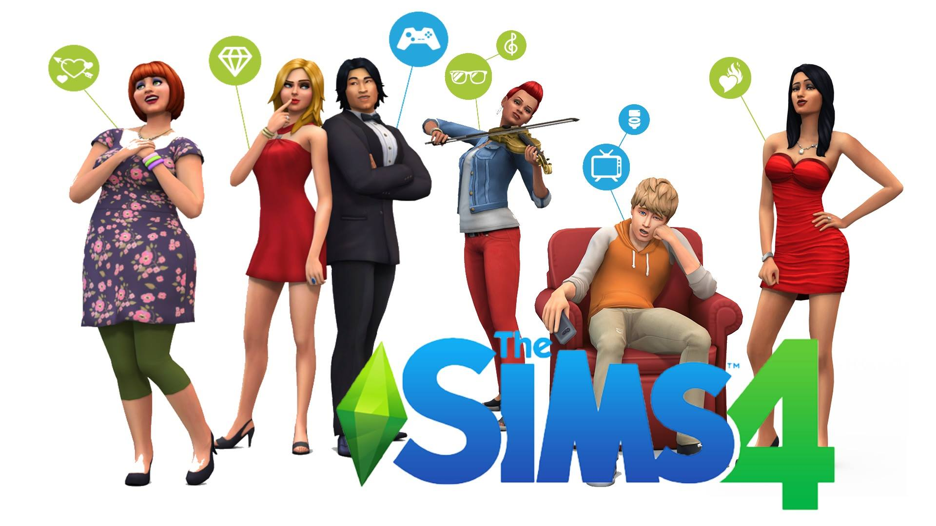 download sims 4 pc full